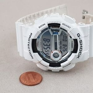 Casio GD110-7 White